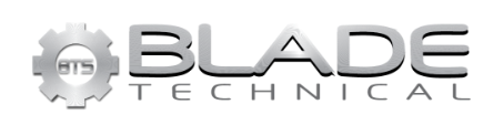 Blade Technical Logo